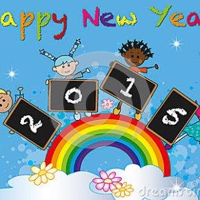 Χαρούμενο και ευτυχισμένο το 2015 γιαόλους!